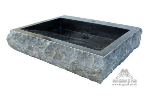 Kamenné umývadlo BATAVIA BLACK