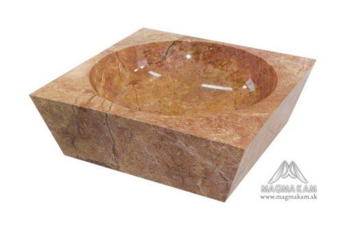 Kamenné umývadlo BURU RED