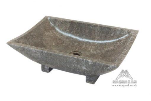Kamenné umývadlo KOTAKA GREY