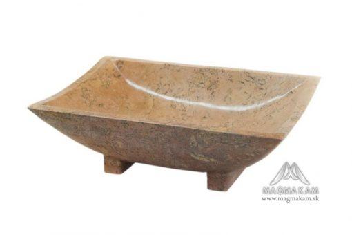 Kamenné umývadlo KOTAKA RED