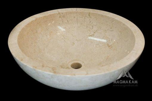 Kamenné umývadlo MADURA WHITE
