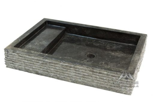 Kamenné umývadlo MARIPATI BLACK