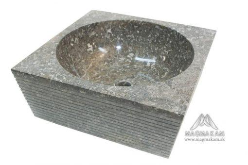 Kamenné umývadlo NUSA DUA GREY