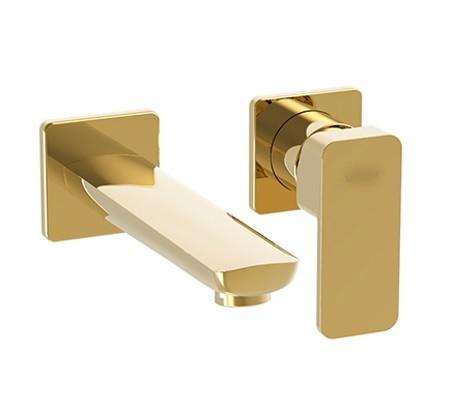 Podomietková umývadlová batéria LT zlatá