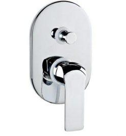 Podomietková sprcha AR chrom