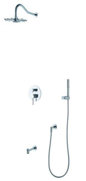 Podomietková sprcha BCH