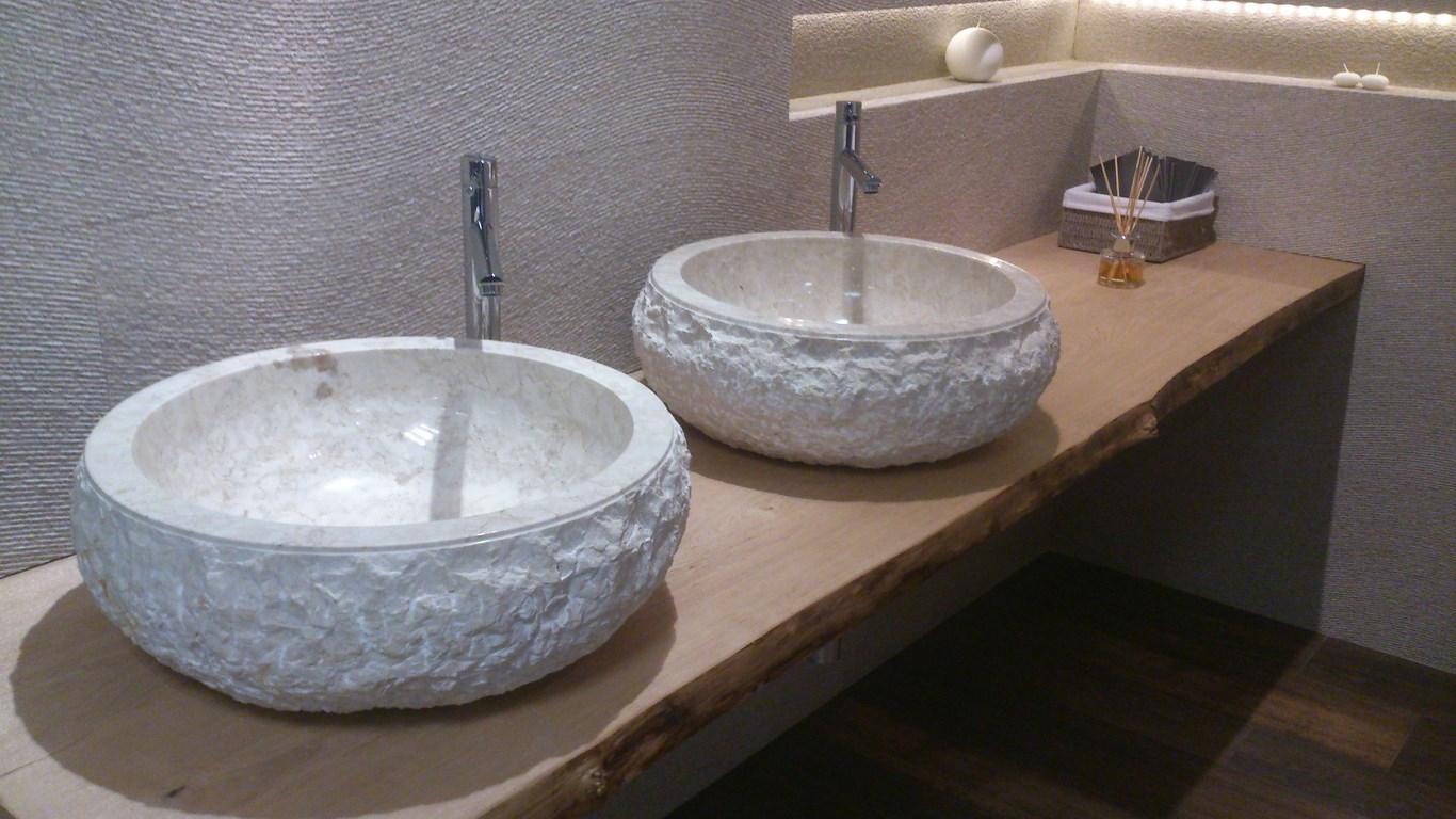 Umývadlá ROCHER WHITE