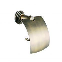 Držiak na toaletný papier BB bronz