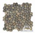 Kamenná mozaika Bali Black grey 2