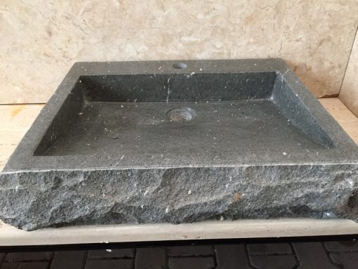 Kamenné umývadlo BATAVIA ANDESIT 53x43x11